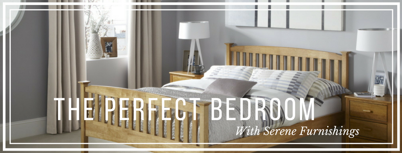 Creating the Perfect Bedroom with Serene Furnishings