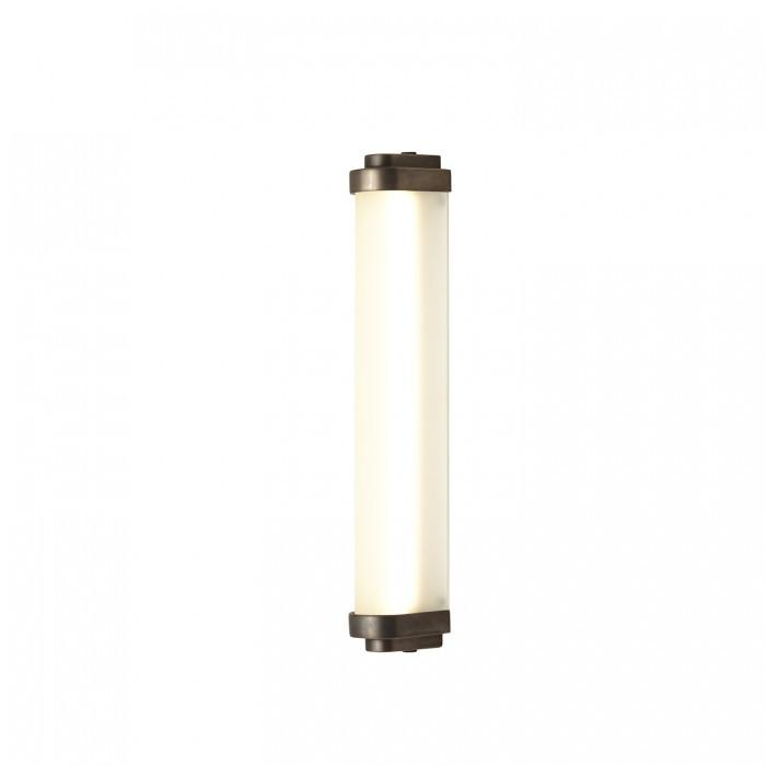 Davey Lighting Lighting Cabin LED Wall Light: 40Cm: Weathered Brass By Davey Lighting