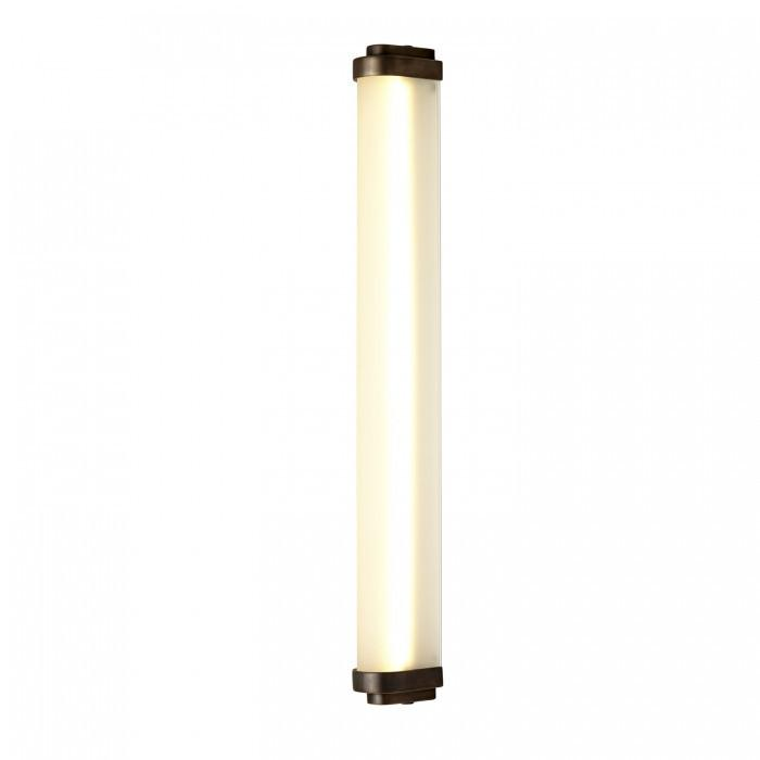 Davey Lighting Lighting Cabin LED Wall Light: 60Cm: Weathered Brass By Davey Lighting
