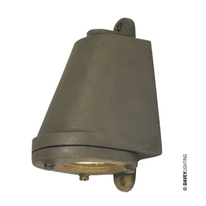 Davey Lighting Lighting Mast Light: Mains Voltage + LED: Sandblasted Weathered Bronze By Davey Lighting