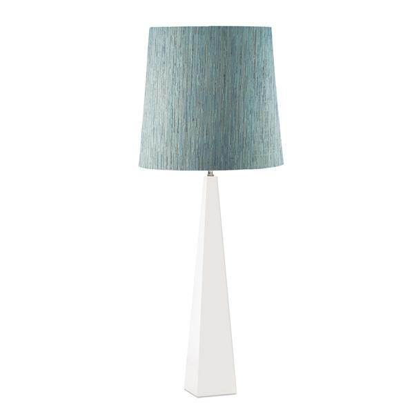 Elstead Lighting Lighting Ascent Table Lamp White by Elstead Lighting