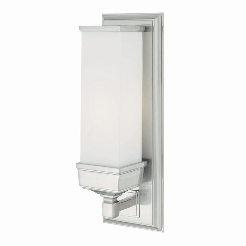 Elstead Lighting Lighting Bathroom Cambridge 1lt Wall Light by Elstead Lighting