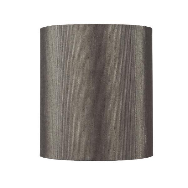 Elstead Lighting Lighting Bubble 15cm Drum - Manhattan Pewter by Elstead Lighting