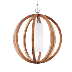 Feiss Lighting Allier Small Pendant by Feiss