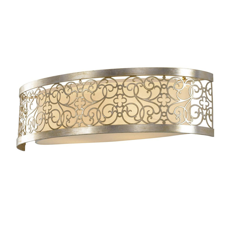 Feiss Lighting Arabesque 2lt Wall Light by Feiss
