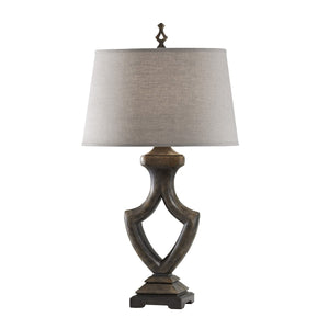 Feiss Lighting Westwood/B 1lt Table Lamp by Feiss