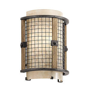 Kichler Lighting Ahrendale 1lt Wall Light by Kichler