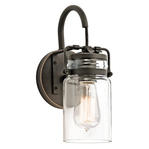 Kichler Lighting Brinley 1lt Wall Light by Kichler