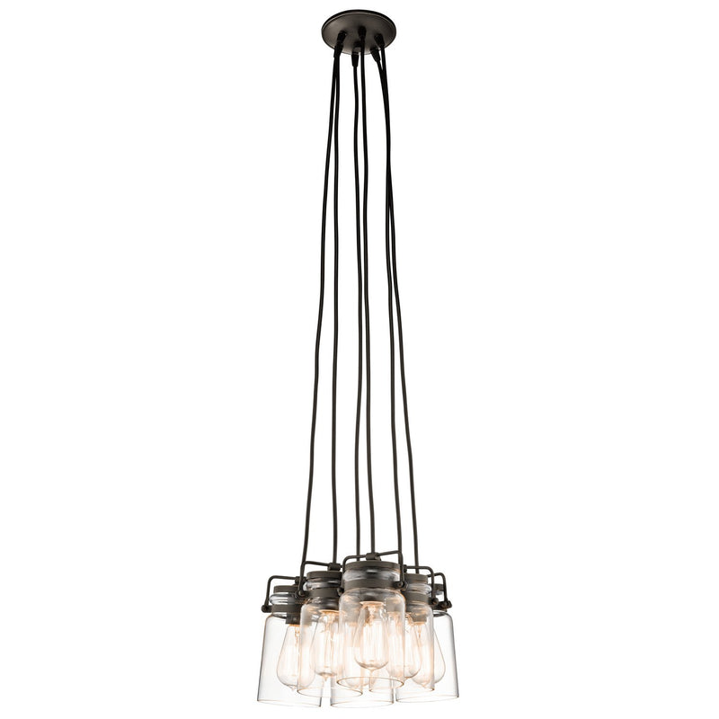 Kichler Lighting Brinley 6lt Pendant by Kichler