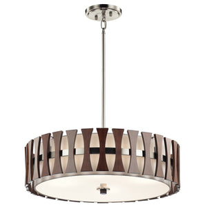 Kichler Lighting Cirus 4lt Pendant/Semi Flush by Kichler