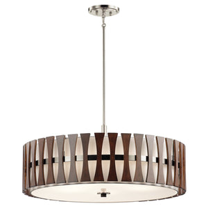 Kichler Lighting Cirus 5lt Pendant/Semi Flush by Kichler