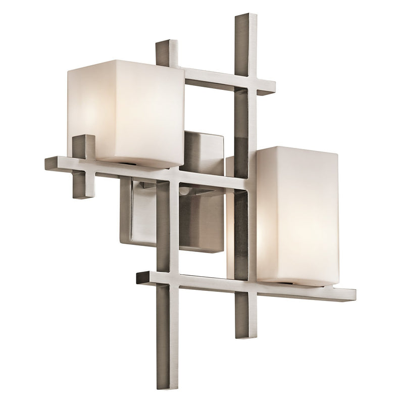 Kichler Lighting City Lights 2lt Wall Light by Kichler