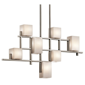 Kichler Lighting City Lights 7lt Linear Chandelier by Kichler