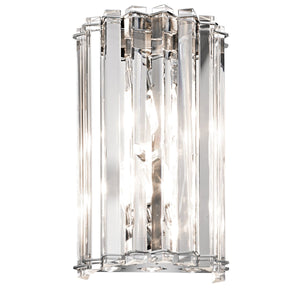 Kichler Lighting Crystal Skye 2lt Wall Light by Kichler