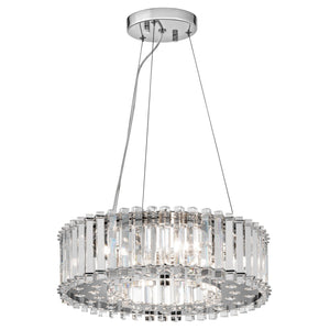 Kichler Lighting Crystal Skye 6lt Pendant by Kichler