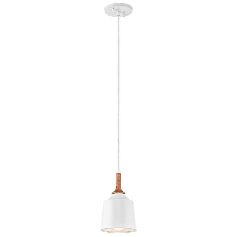 Kichler Lighting Danika 1lt Mini Pendant by Kichler