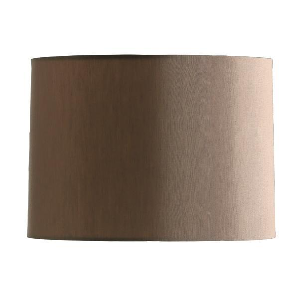 Luis Collection lighting Bronze 36cm Cylinder Shade by Luis Collection