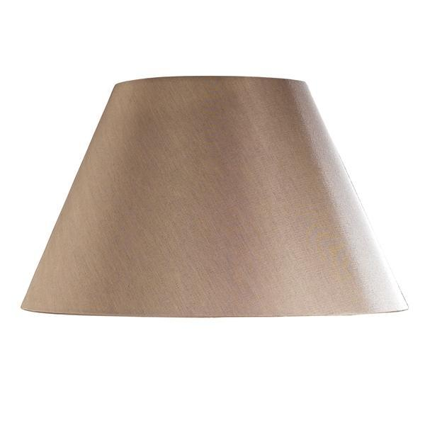 Luis Collection Lighting Bronze 46cm Empire Shade by Luis Collection