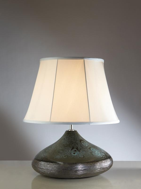 Luis Collection Lighting Columbus Spinner Table Lamp by Luis Collection