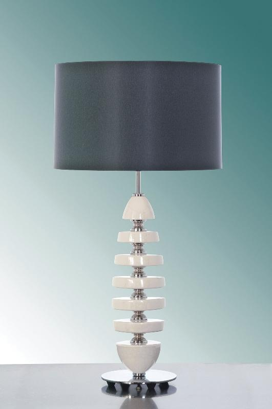 Shop Now Cordelia Cream Ceramic Table Lamp By Luis Collection