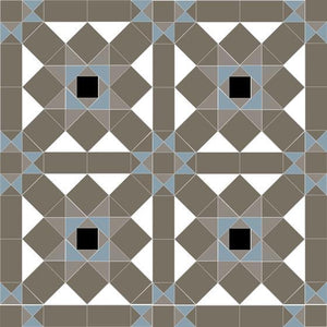 Olde English Tiles Tile Designs Olde English Grasmere Anthracite/Grey/Blue/Super White/Black Floor Tiles