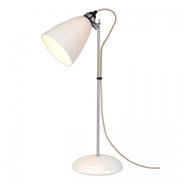 Original BTC Lighting Hector Large Dome Table Light: Natural By Original BTC