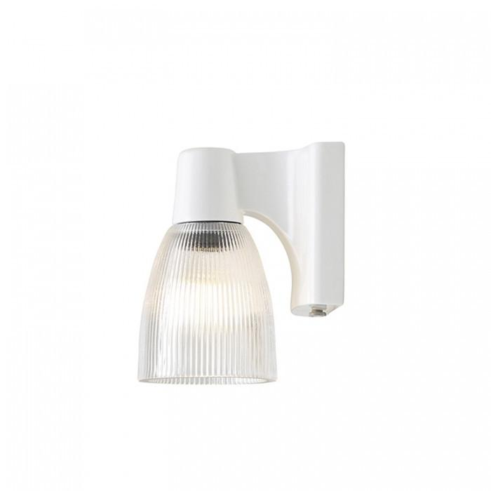 Original BTC Lighting Minster 1 Prismatic Wall Light By Original BTC