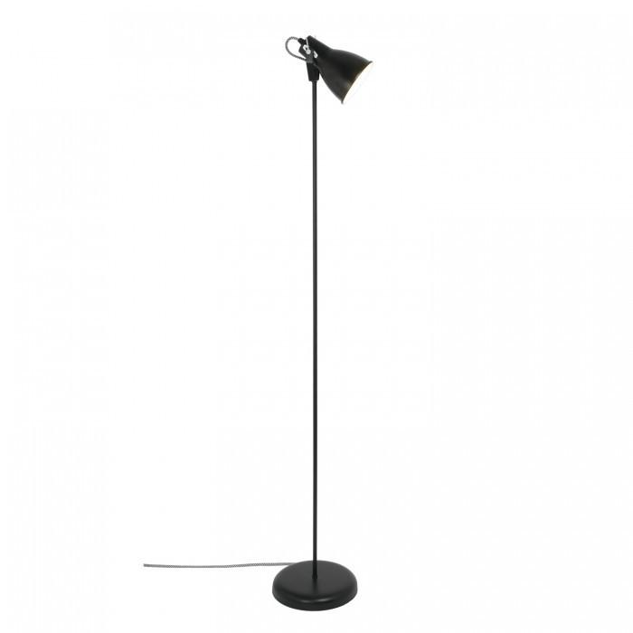 Original BTC Lighting Stirrup 1 Floor Light: Black By Original BTC