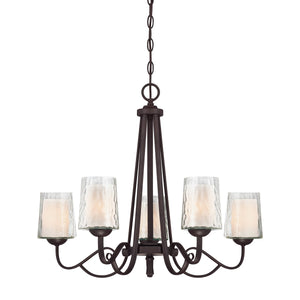 Quoizel Lighting Adonis 5lt Chandelier by Quoizel