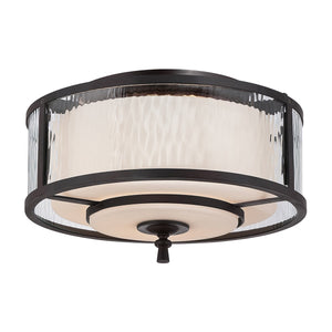 Quoizel Lighting Adonis Flush Light by Quoizel