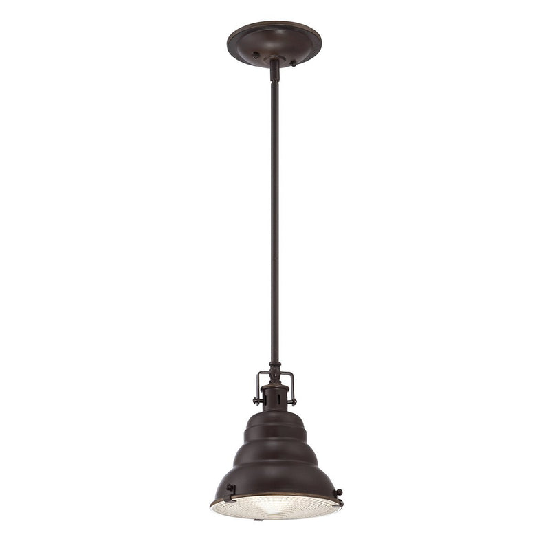 Quoizel Lighting East Vale 1lt Mini Pendant by Quoizel