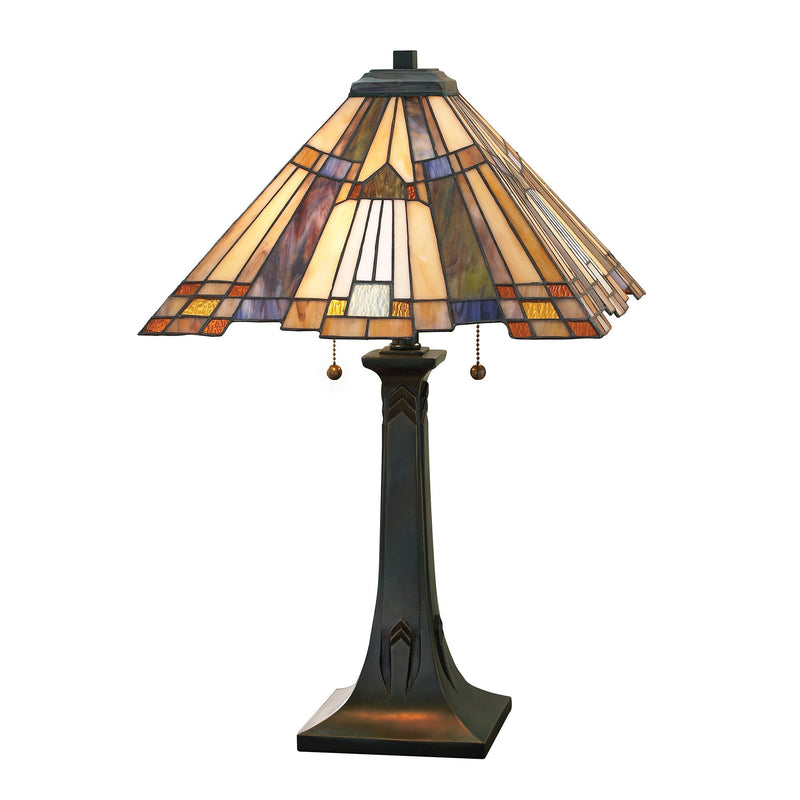 Quoizel Lighting Inglenook Table Lamp by Quoizel