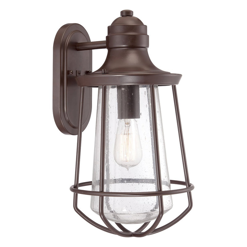 Quoizel Lighting Marine 1lt Large Wall Lantern by Quoizel