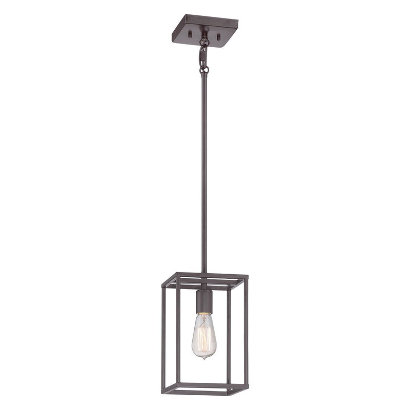Quoizel Lighting New Harbor 1lt Mini Pendant by Quoizel