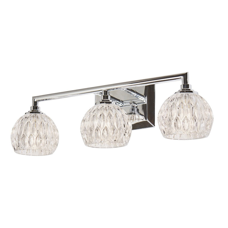 Quoizel Lighting Serena 3lt Above Mirror Light by Quoizel