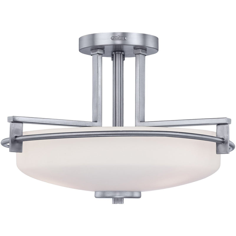 Quoizel Lighting Taylor Semi Flush by Quoizel