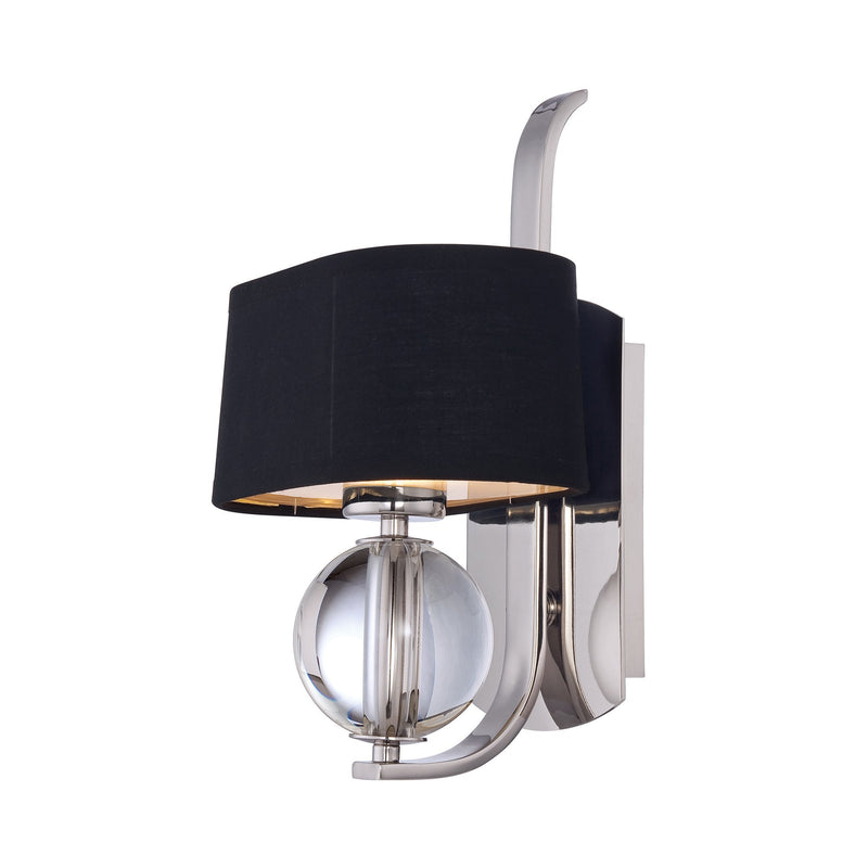 Quoizel Lighting Uptown Gotham 1lt Wall Light by Quoizel