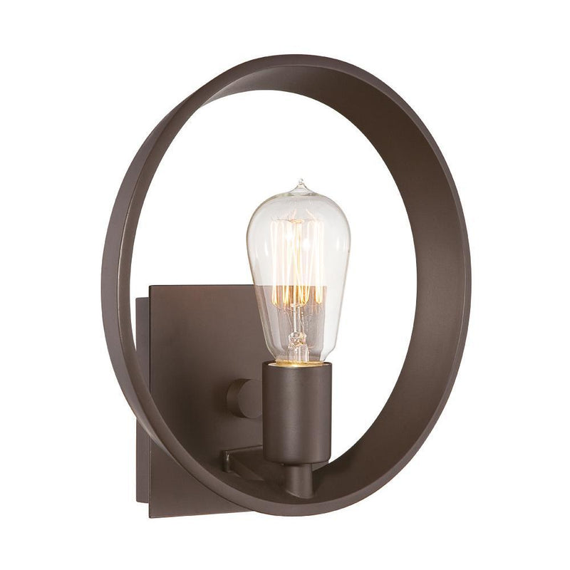 Quoizel Lighting Uptown Theater Row 1lt Wall Light by Quoizel