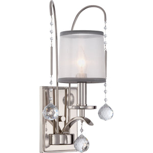 Quoizel Lighting Whitney 1lt Wall Light by Quoizel