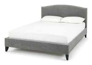 Serene Furnishings Bed Charlotte 180 CM Steel Upholstered Super King Size Bed By Serene Furnishings