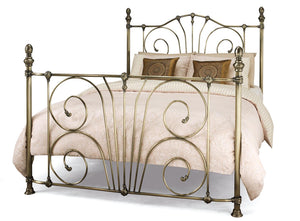 Serene Furnishings Bed Jessica 120 CM Small Double Small Double Bed By Serene Furnishings
