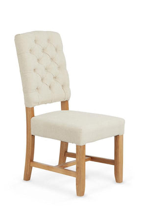 Serene Furnishings Dining Chair Belmont Pair Of Cream Dining Chairs By Serene Furnishings