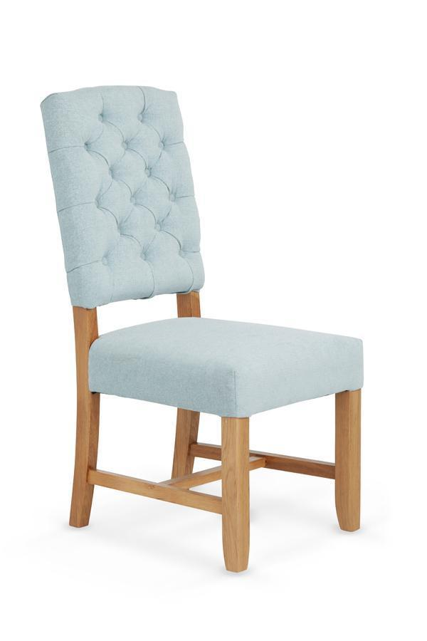 Serene Furnishings Dining Chair Belmont Pair Of Duckegg Dining Chairs By Serene Furnishings
