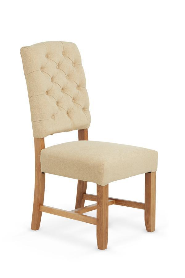 Serene Furnishings Dining Chair Belmont Pair Of Oatmeal Dining Chairs By Serene Furnishings