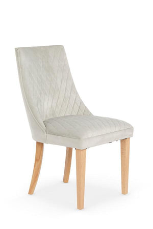 Serene Furnishings Dining Chair Charlton Pair Silver Dining Chairs By Serene Furnishings