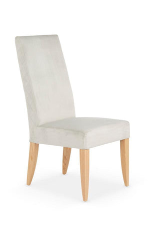 Serene Furnishings Dining Chair Hendon Pair Of SilverDining Chairs By Serene Furnishings