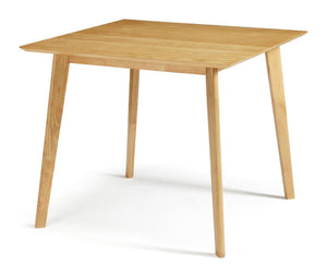Serene Furnishings Dining Table Westminster 90CM X 90CM Oak Dining Table By Serene Furnishings