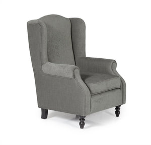Serene Furnishings Occasional Chair Ayr Occasional Chair Grey By Serene Furnishings