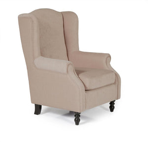 Serene Furnishings Occasional Chair Ayr Occasional Chair Mink By Serene Furnishings