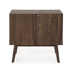 Serene Furnishings Sideboard Finchley Oak 2 Door Sideboard By Serene Furnishings